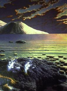 Archaean Landscape